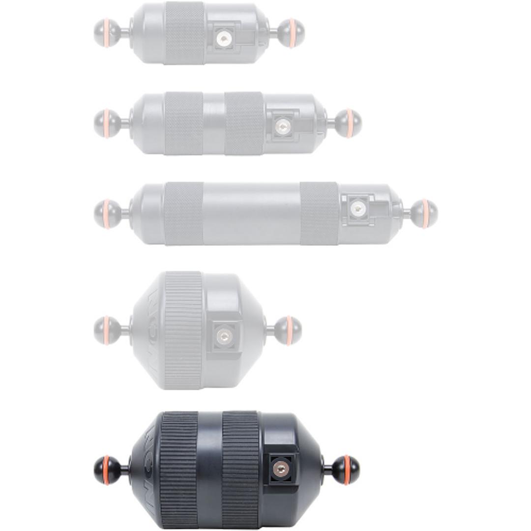 INON Mega Float Arm M mit 650 Gramm Auftrieb – Bild 2