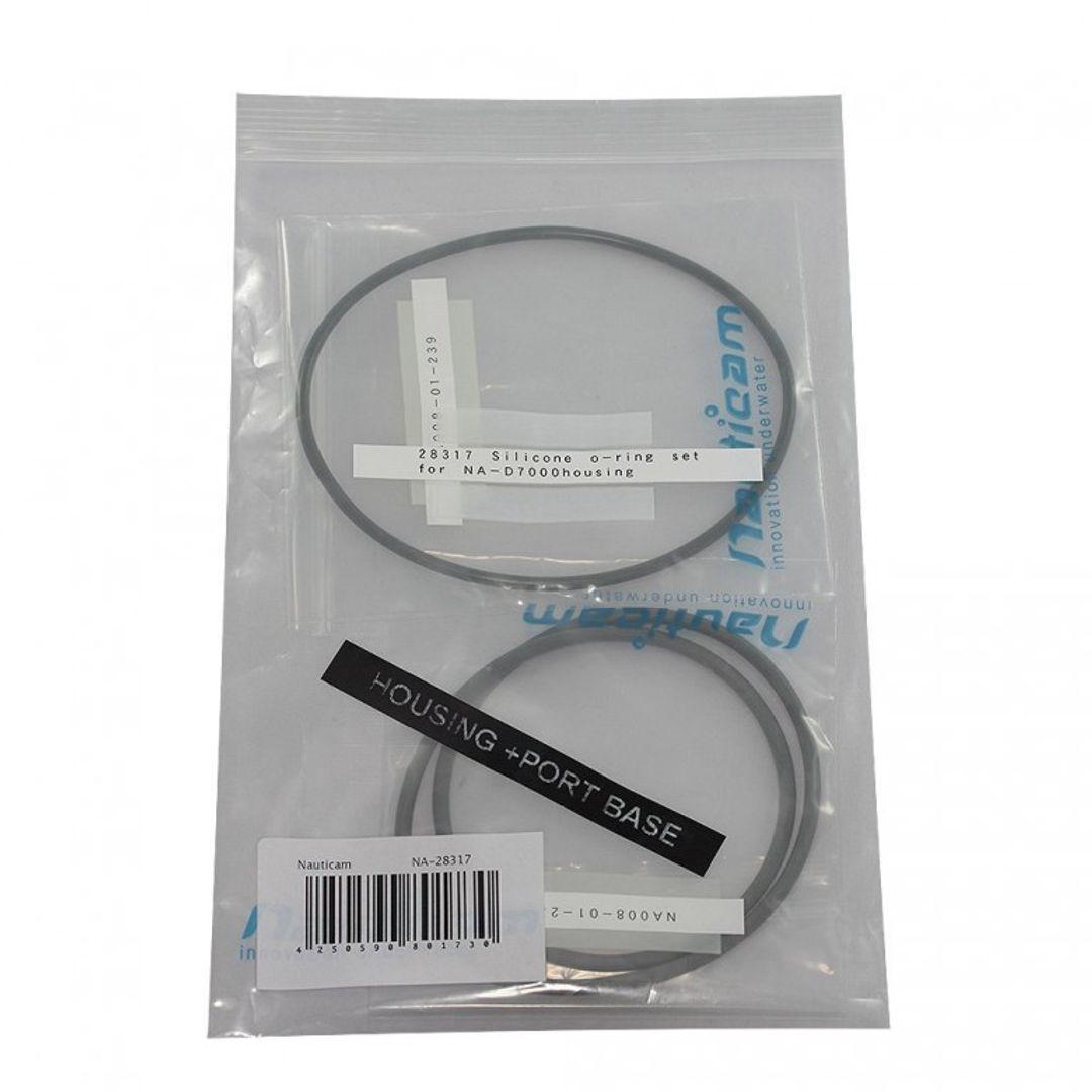 Nauticam O-Ring Set für DSLR UW Gehäuse