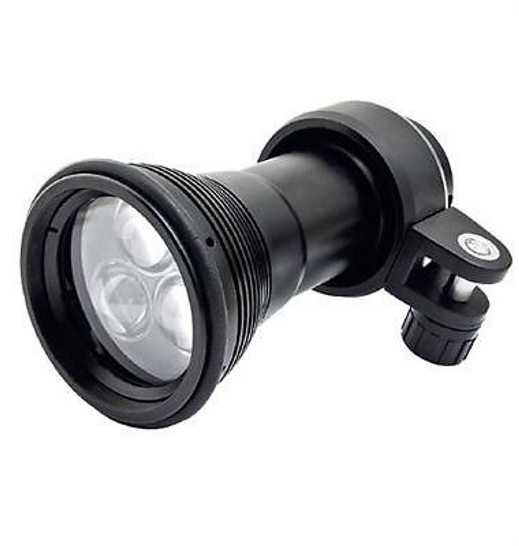 Tauchlampe Videolampe Subgear Vidlight 3 x 3 LED Videolicht 500 Lumen