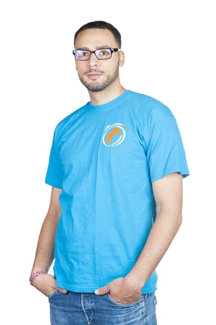 Sharkwave T-Shirt – Bild 3