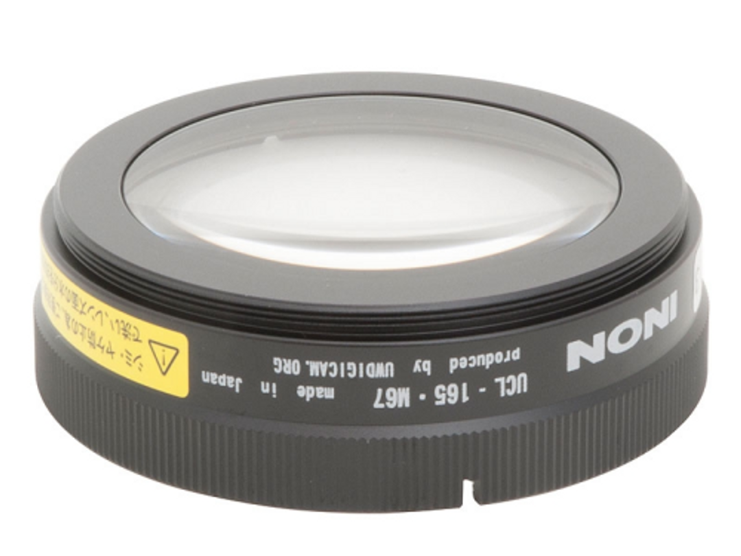INON UCL-165 M67 Close-up Makrolinse +6 Diopter