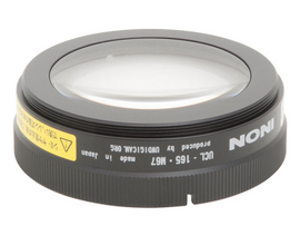 INON UCL-165 M67 Close-up Makrolinse +6 Diopter 001