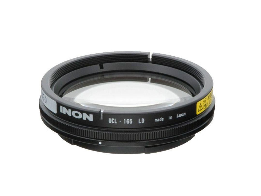 INON UCL-165 LD Close-up Makrolinsee +6 Diopter – Bild 1