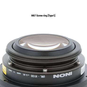 INON UWL-H100 28M67 Type2 Wide Conversion Objektiv – Bild 2