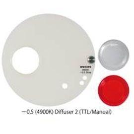 INON -0.5 ( 4900K ) Diffusor 2 ( TTL / Manual )