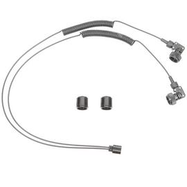 INON Doppeltes Optisches D Kabel L Typ L mit Gummi Bush-M11 Adapter Set 001