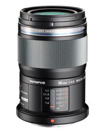 Olympus M.ZUIKO DIGITAL ED 60mm 1:2.8 schwarz (Makro) Bild 1
