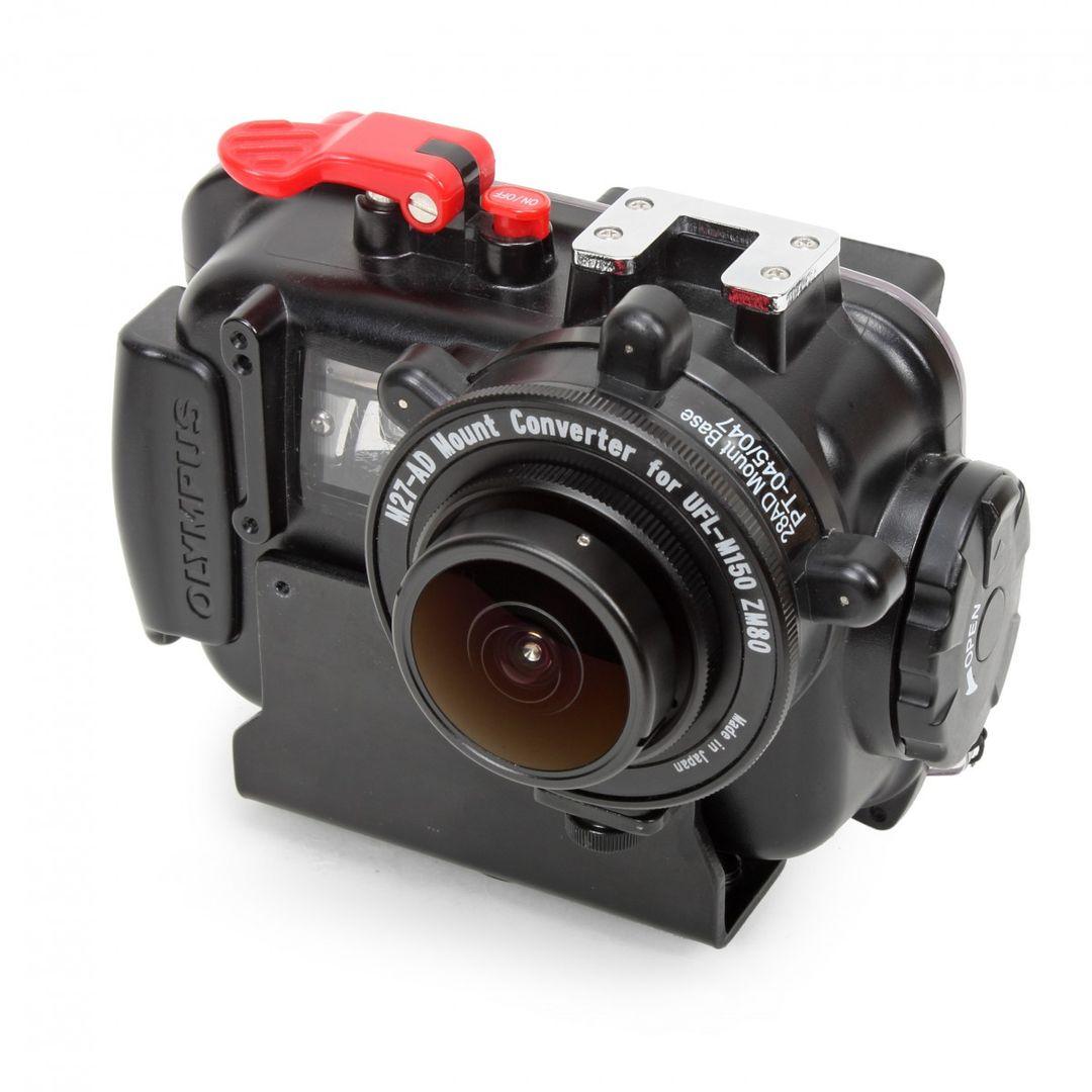 INON M27-AD Adapter-Ring für UFL-M150 ZM80 – Bild 1