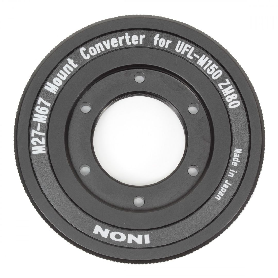 INON M27-M67 Adapter-Ring für UFL-M150 ZM80