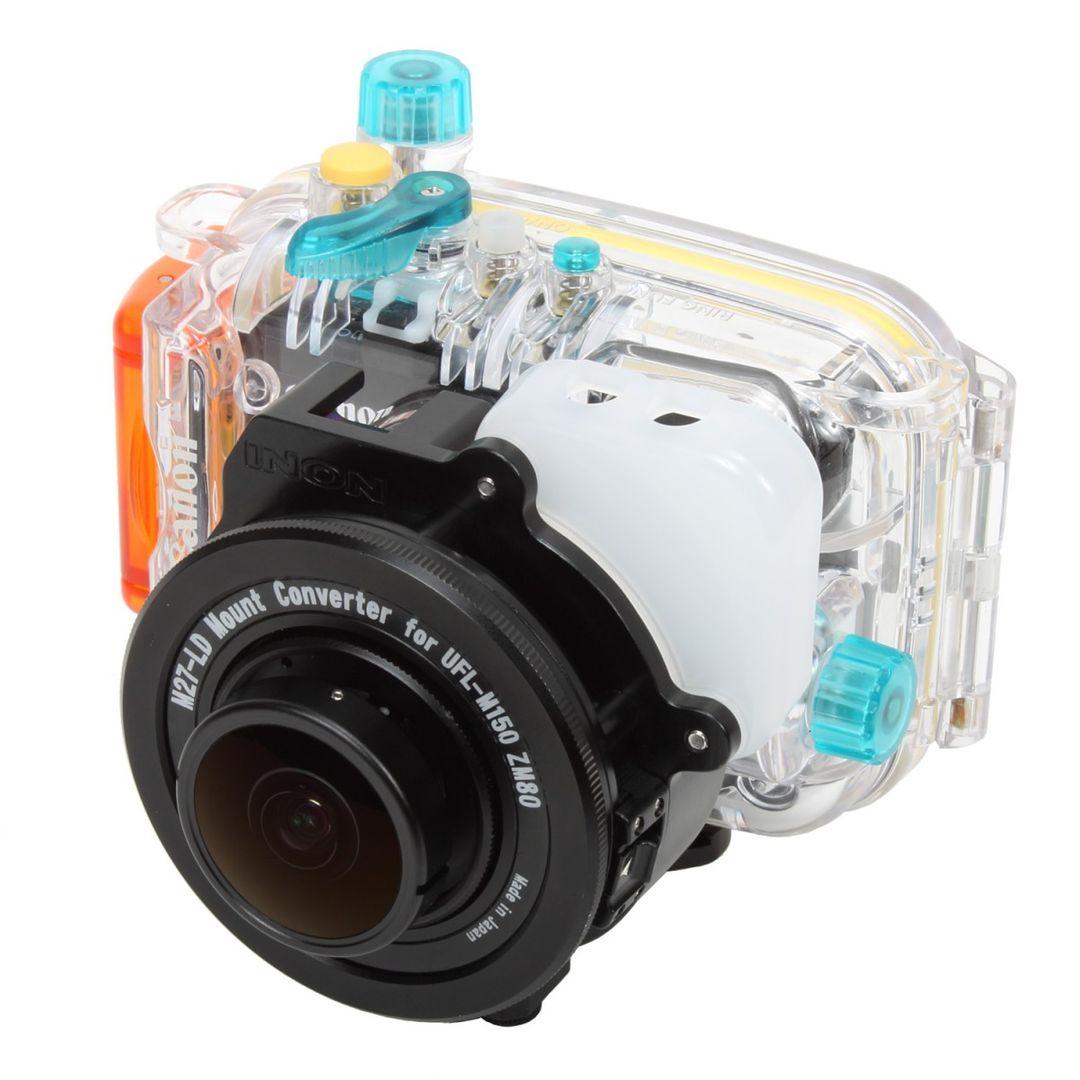 INON M27-LD Adapter-Ring für UFL-M150 ZM80 – Bild 1