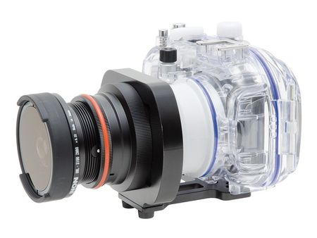 INON UWL-S100 ZM80 Wide Conversion Objektiv – Bild 2