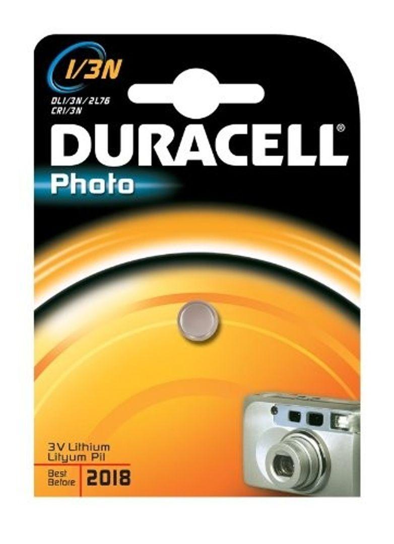 Duracell Lithium Batterie (CR 1/3N)