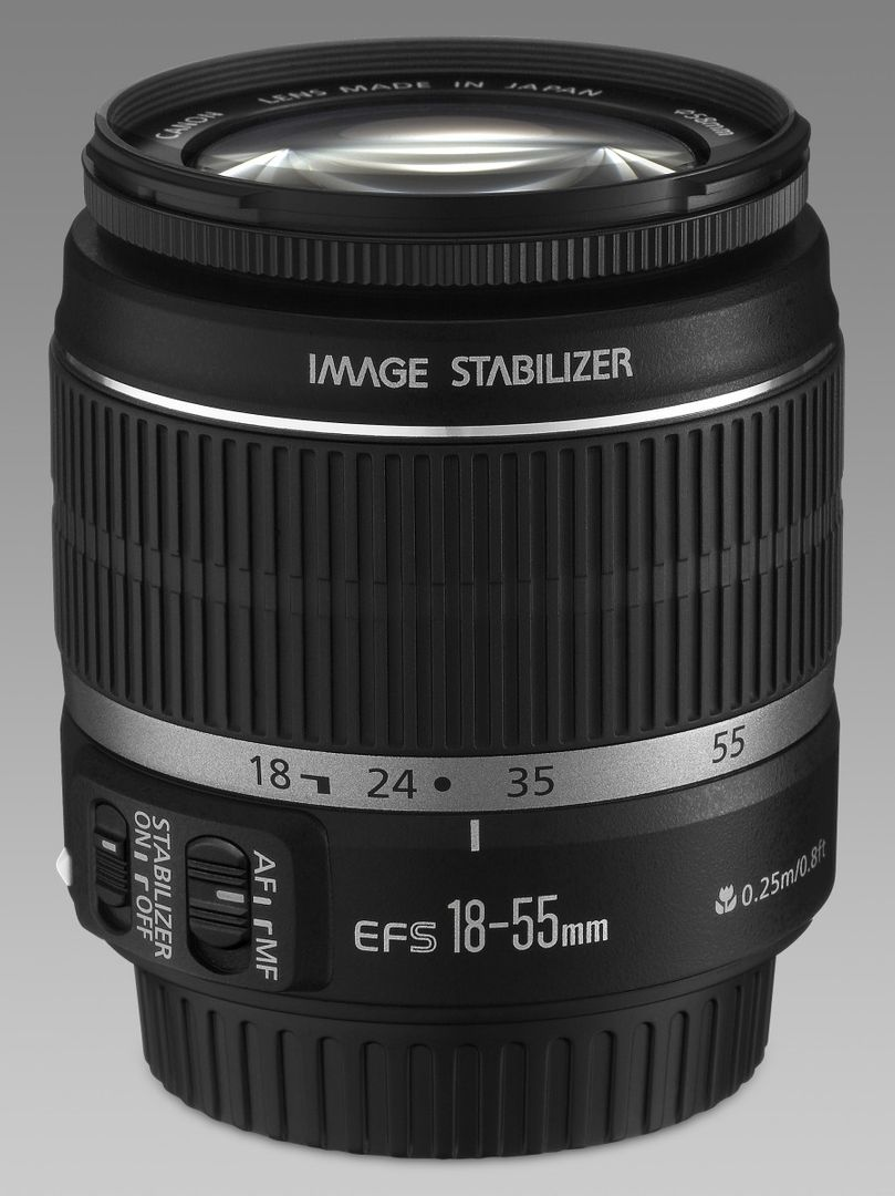Canon EF-S 18-55mm f/3.5-5.6 IS Standardzoom Objektiv – Bild 6