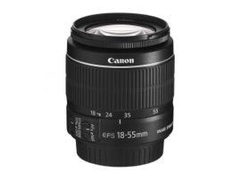 Canon EF-S 18-55mm f/3.5-5.6 IS II kompaktes Zoomobjektiv Bild 2