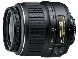 Nikon AF-S DX Zoom-Nikkor 18-55mm f/3.5-5.6G ED II Objektiv 001