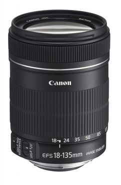Canon EF-S 18-135mm f/3.5-5.6 IS Objektiv – Bild 1