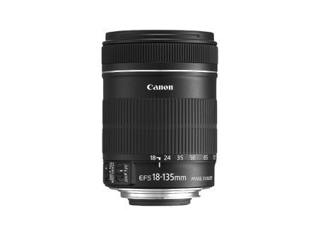 Canon EF-S 18-135mm f/3.5-5.6 IS Objektiv – Bild 2