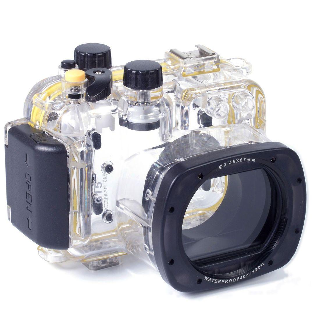 Canon G15 UW Gehäuse (40m) WP-DC48 PRO von Hydronalin – Bild 1