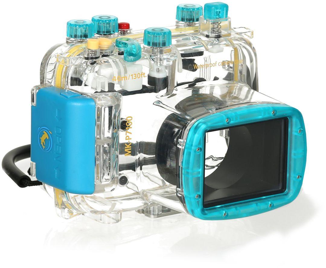 Nikon P7100 UW Gehäuse (40m) von Hydronalin – Bild 1