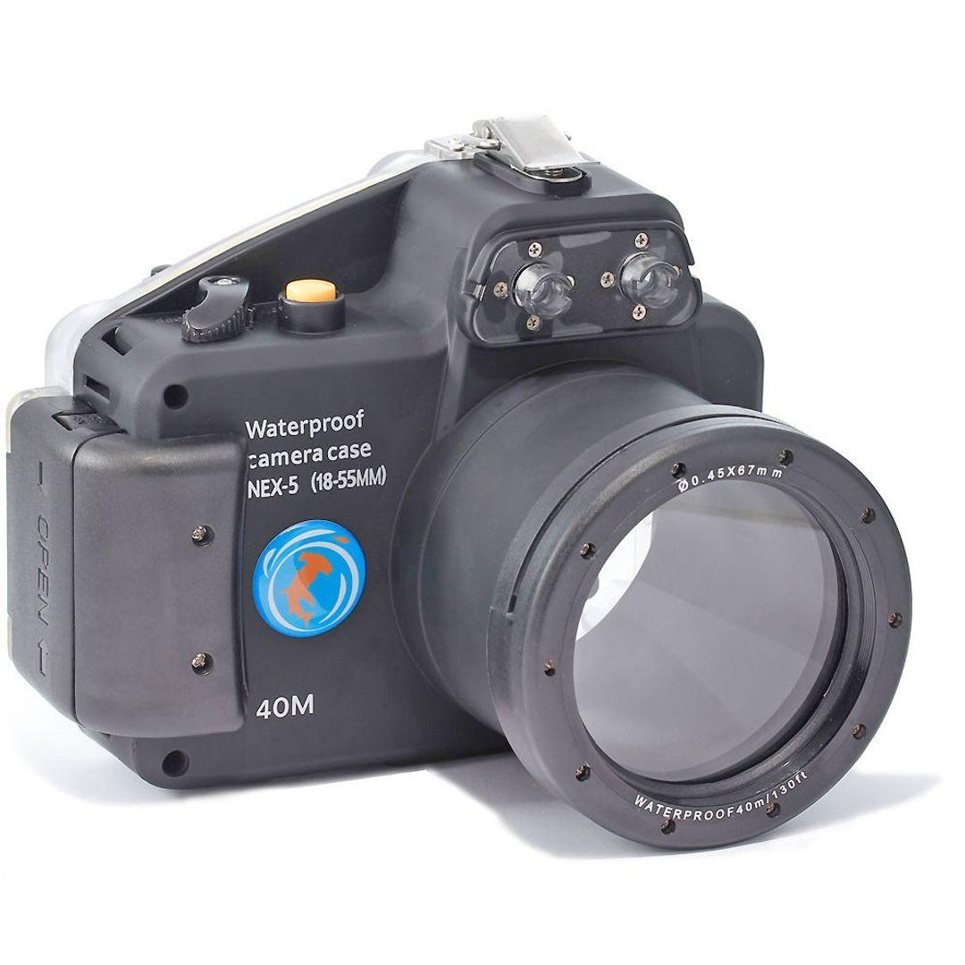 Sony NEX-5 18-55mm Tauchgehäuse (40m) MPK-NEX5 Pro von Hydronalin