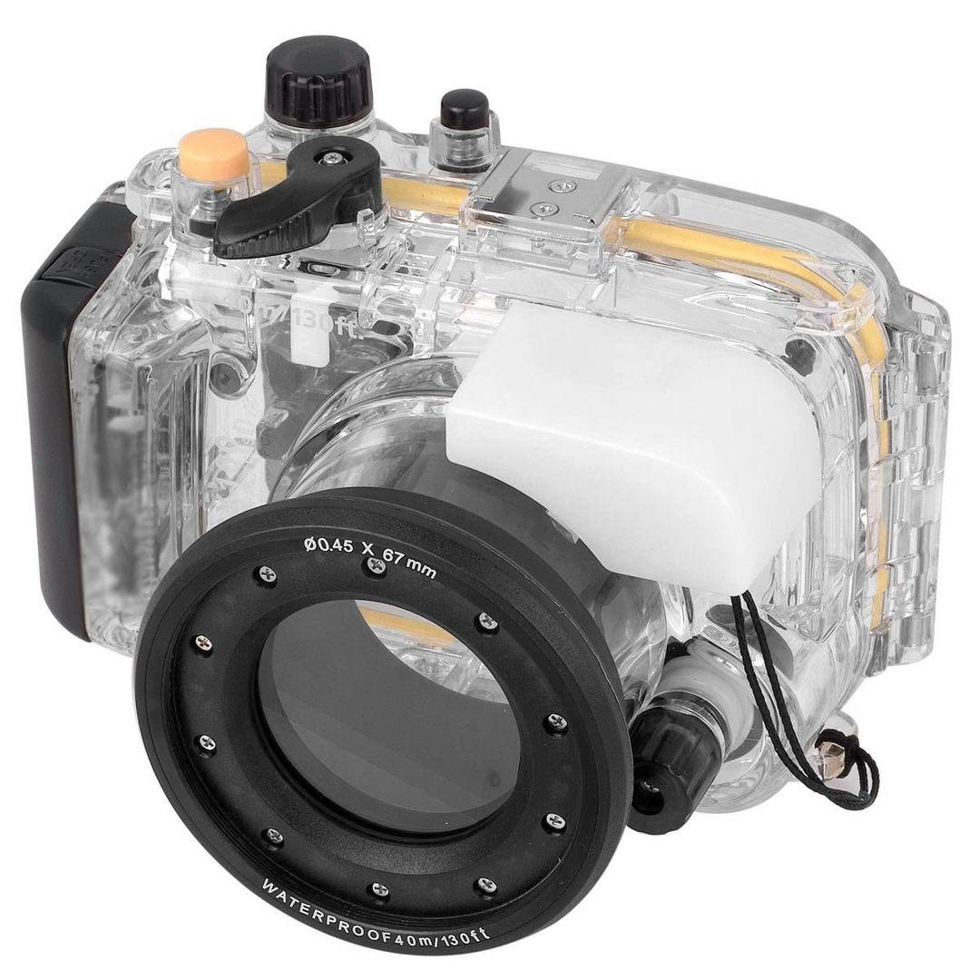 Sony RX100 UW Gehäuse (40m) MPK-RX100 PRO von Hydronalin – Bild 2