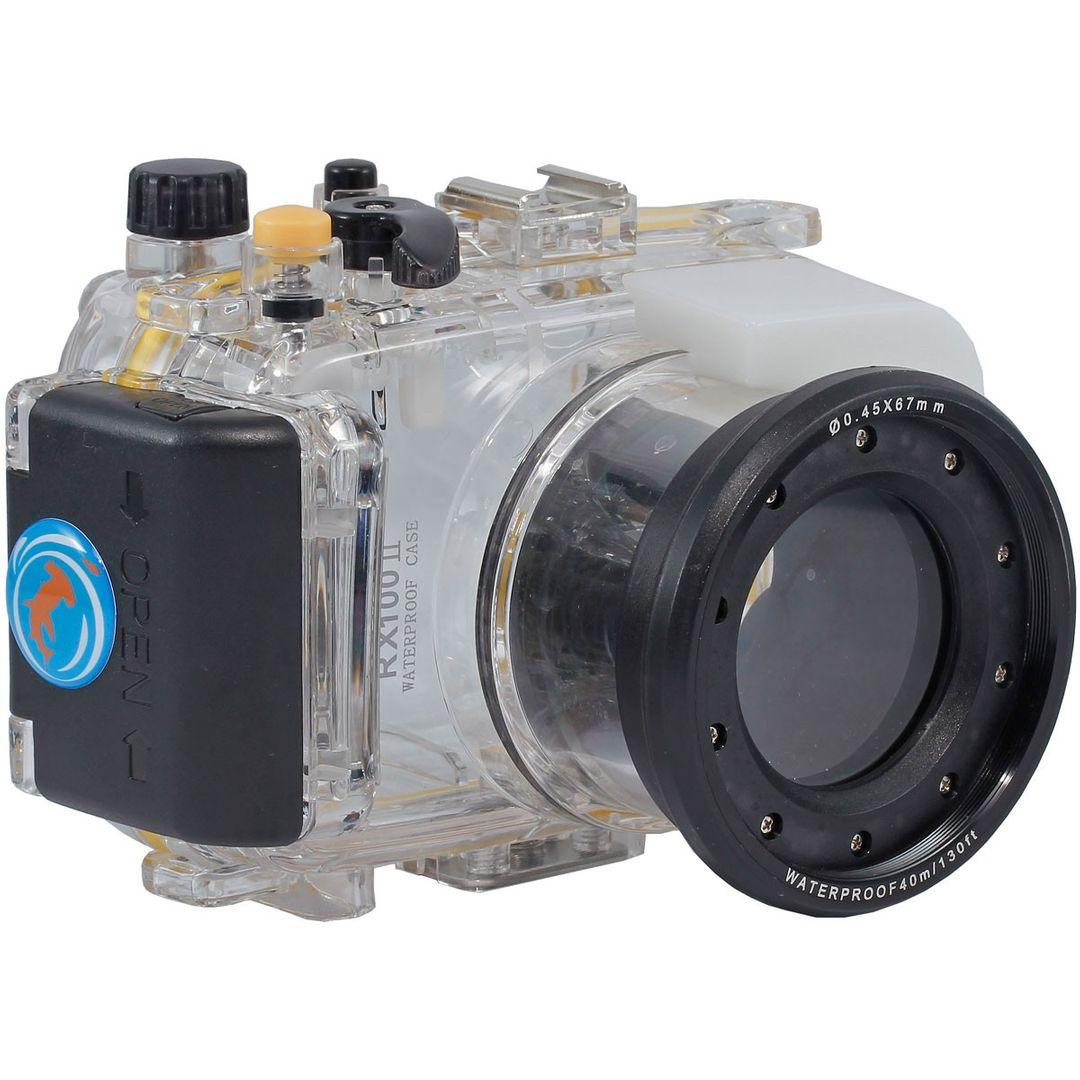 Sony RX100 II UW Gehäuse (40m) MPK-RX100II PRO von Hydronalin