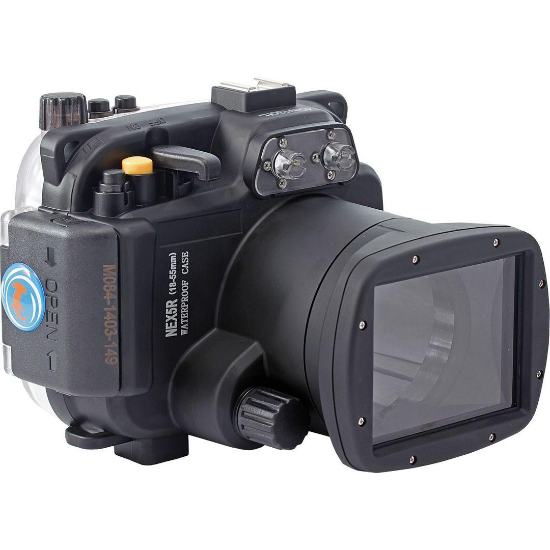 Sony NEX-5R 18-55mm UW Gehäuse (40m)