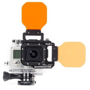 Backscatter Flip 3.1 Combo für GoPro Hero Side,Top,Shallow,Dive & Deep – Bild 2
