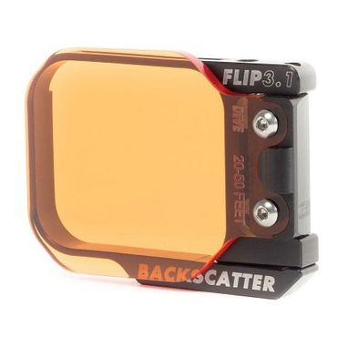 Backscatter FLIP3.1 Blauwater DIVE Filter für GoPro HERO4 – Bild 2