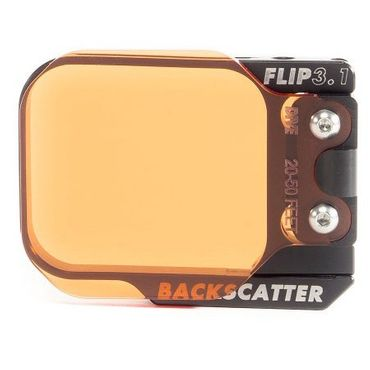 Backscatter FLIP3.1 Blauwater DIVE Filter für GoPro HERO4 – Bild 3