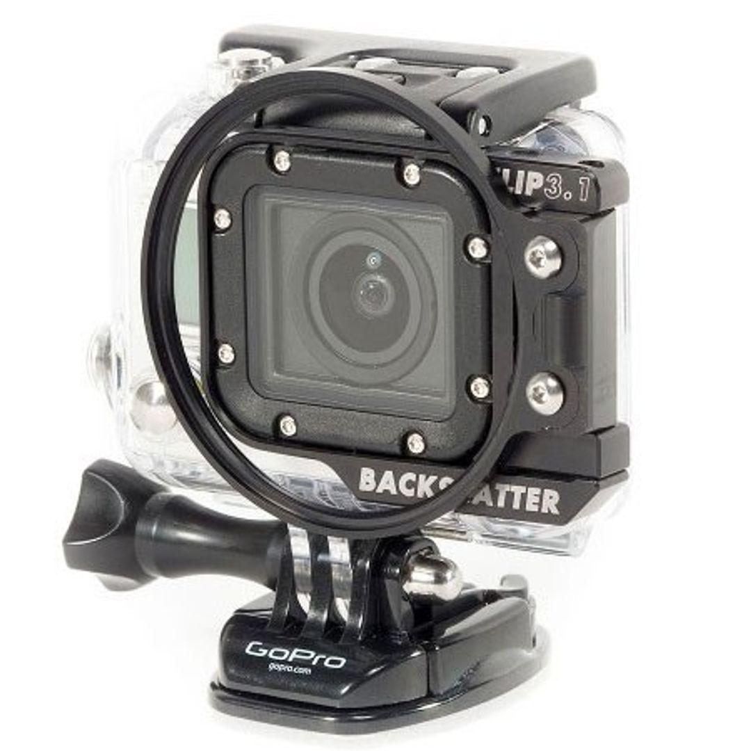 Backscatter FLIP3.1 55 mm Filterhalter für GoPro HERO4 – Bild 7