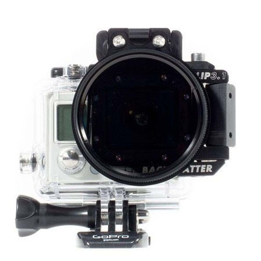 Backscatter FLIP3.1 55mm Polfilter für GoPro HERO4 – Bild 2