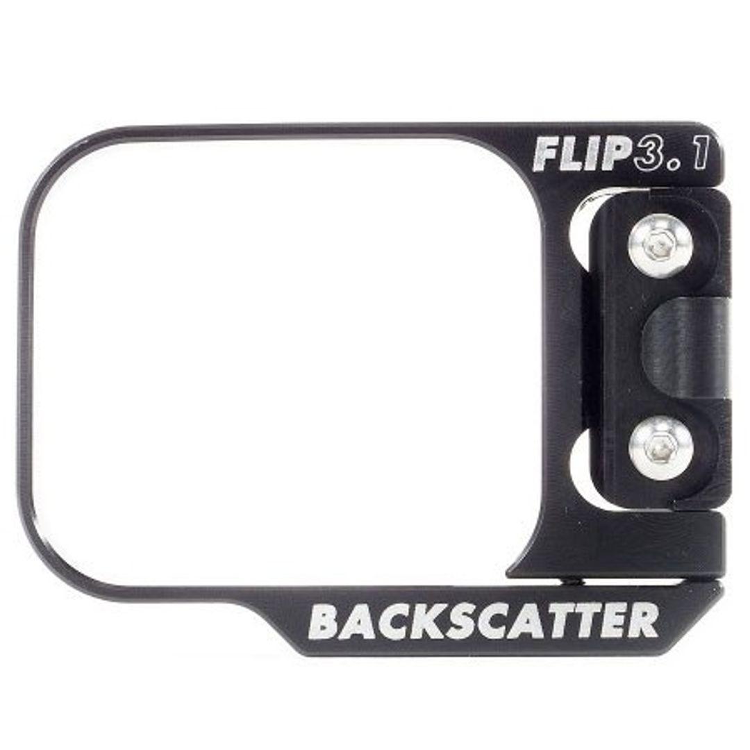 Backscatter Flip 5 GoPro Filterhalter für HERO 7 / HERO 6 / HERO 5 / 4 / 3