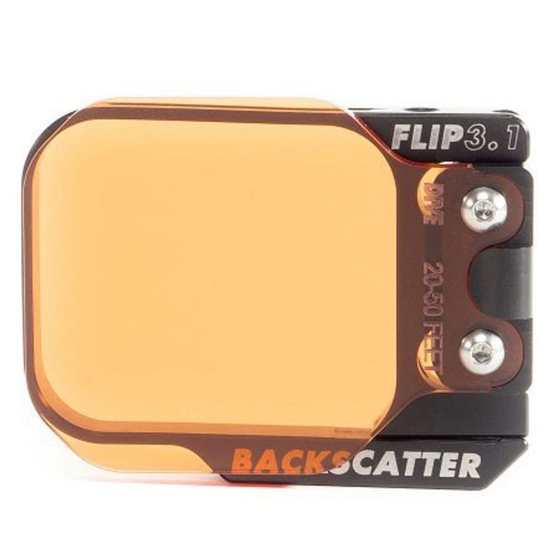 Backscatter FLIP3 SIDE FLIP mit DIVE Filter für GoPro HERO4 – Bild 4