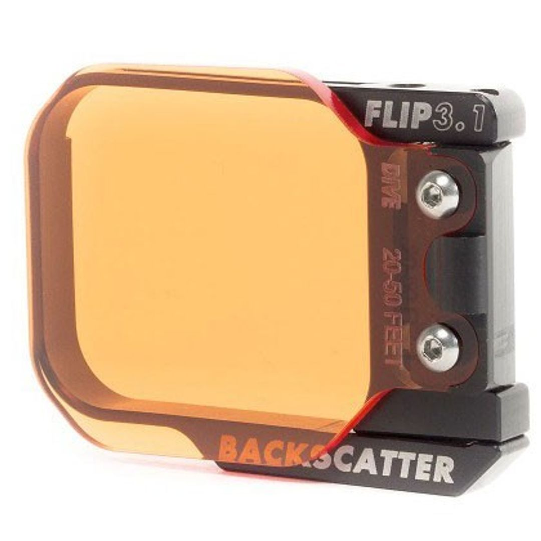 Backscatter FLIP3 SIDE FLIP mit DIVE Filter für GoPro HERO4 – Bild 5