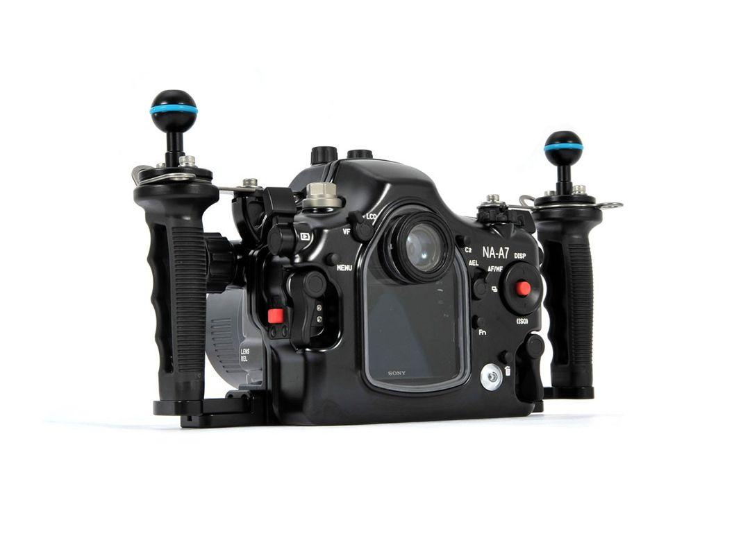 Nauticam A7 Gehäuse für die Sony A7/A7r Kamera – Bild 5