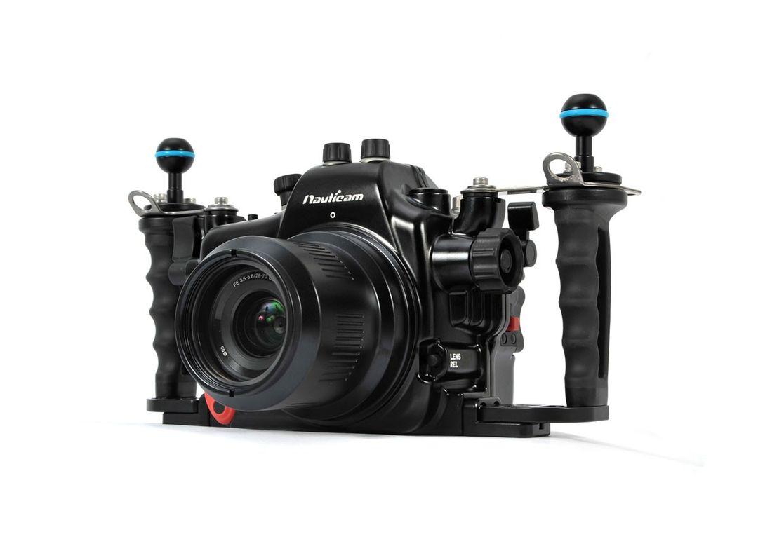 Nauticam A7 Gehäuse für die Sony A7/A7r Kamera – Bild 6