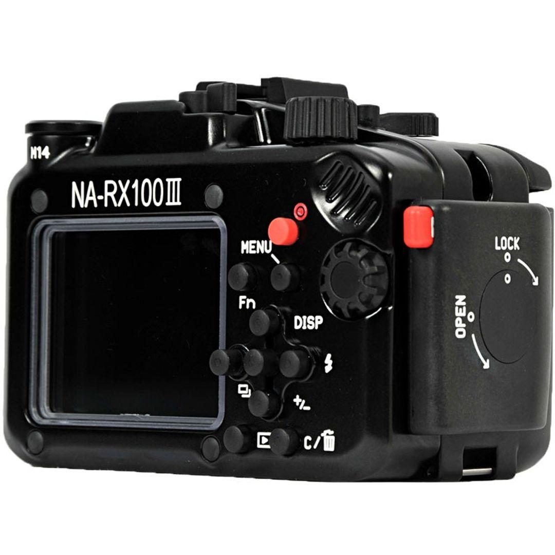Nauticam RX100III Gehäuse für die Sony RX 1003 Kamera – Bild 6