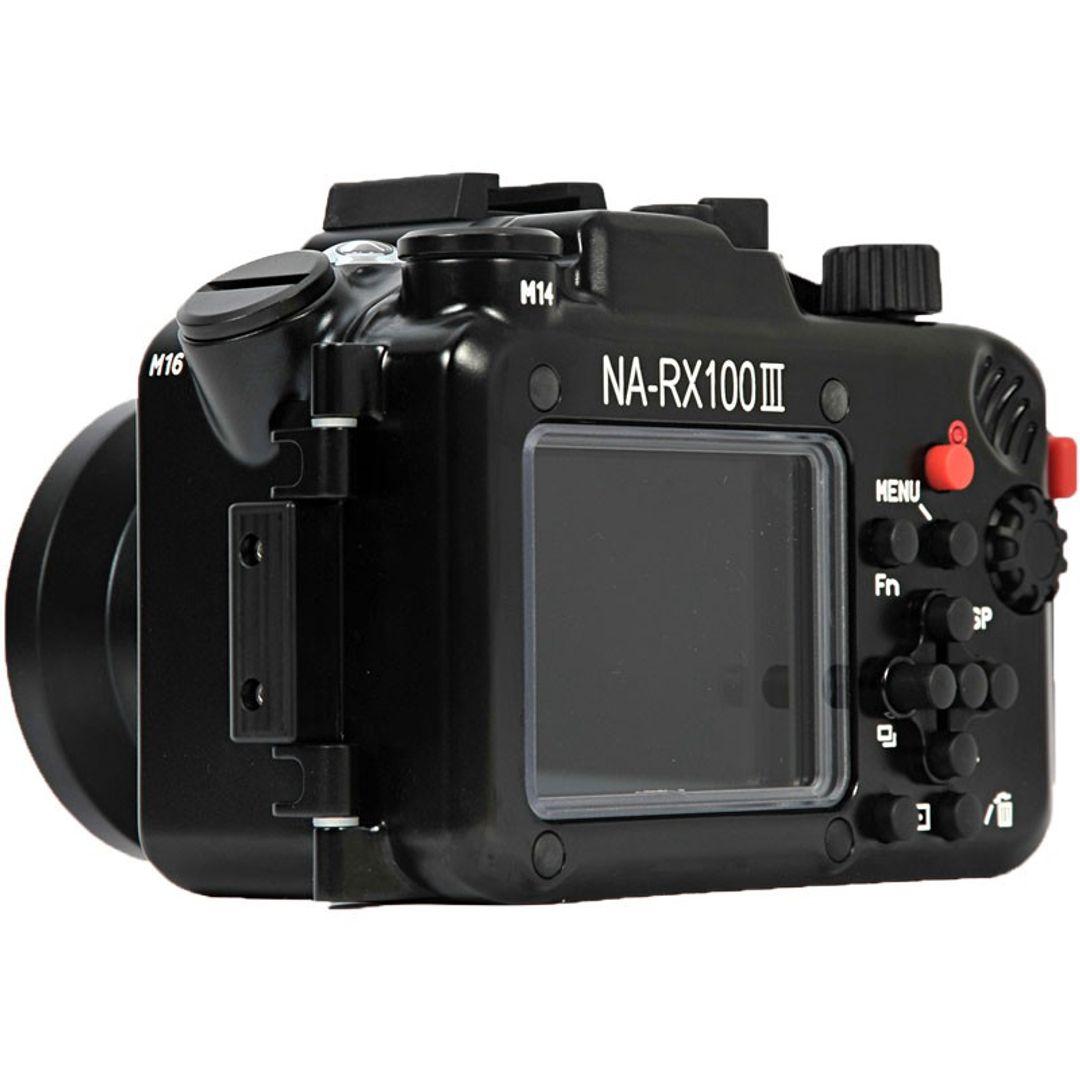 Nauticam RX100III Gehäuse für die Sony RX 1003 Kamera – Bild 5