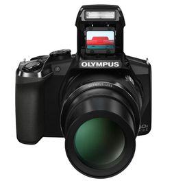 Olympus SP-100EE (Schwarz) 001