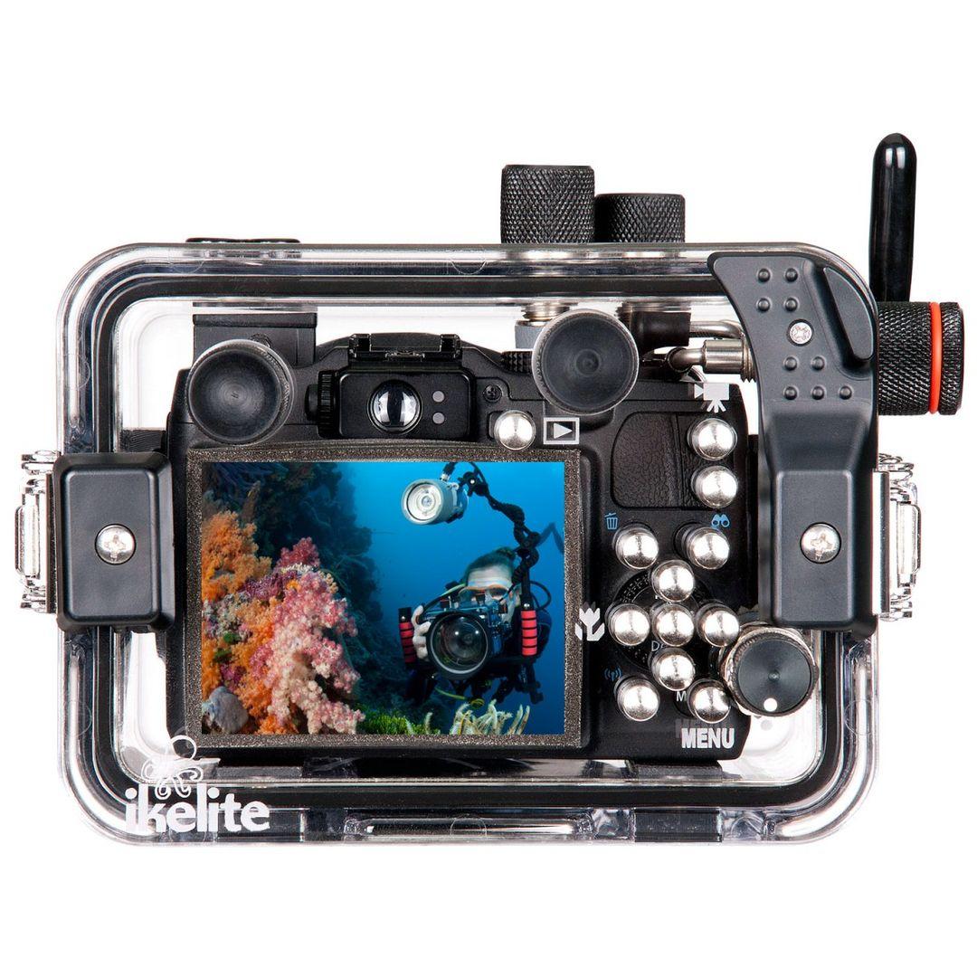 Ikelite Canon G16 Gehäuse – Bild 2