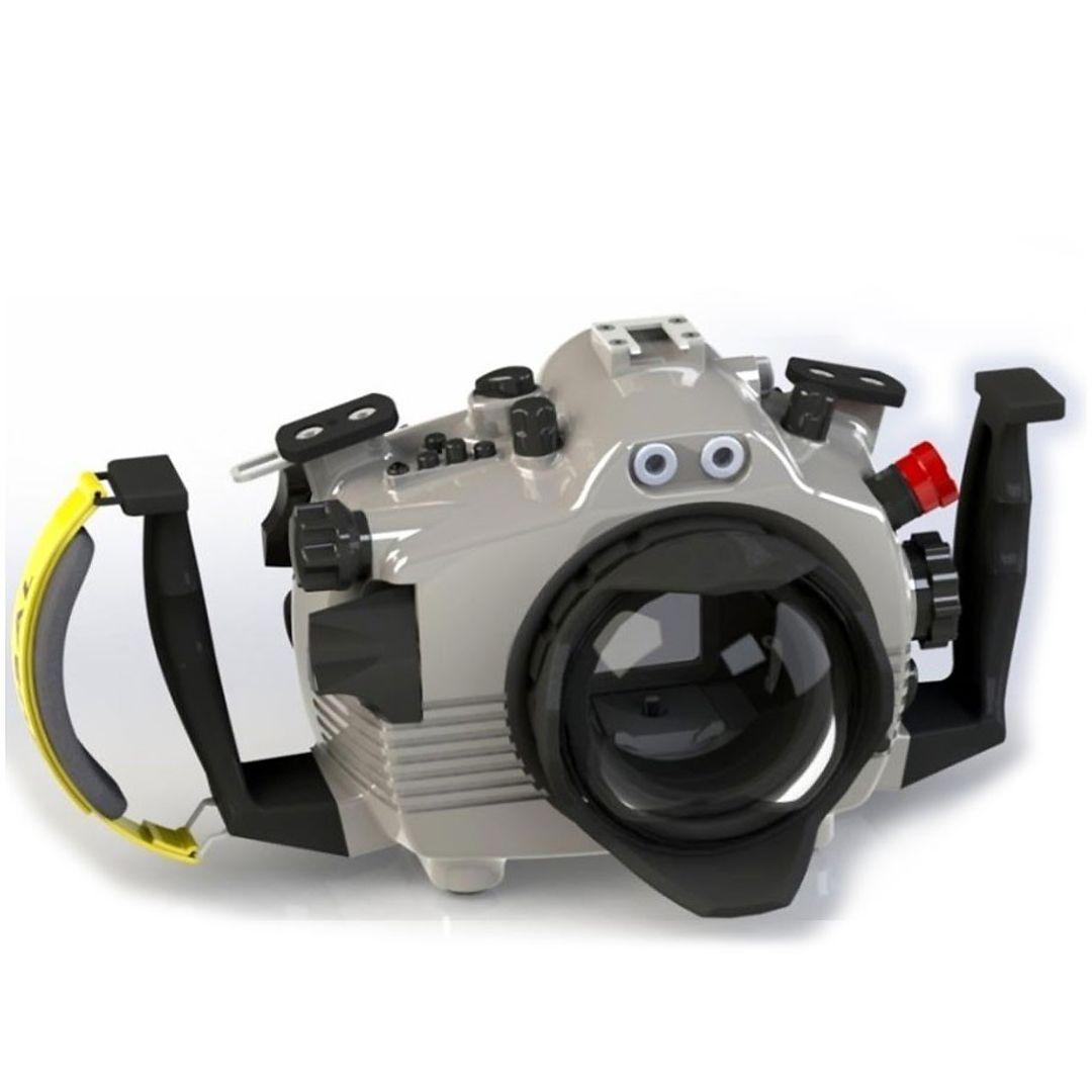 Subal GH4 UW Gehäuse für Panasonic Lumix DMC GH4 System camera