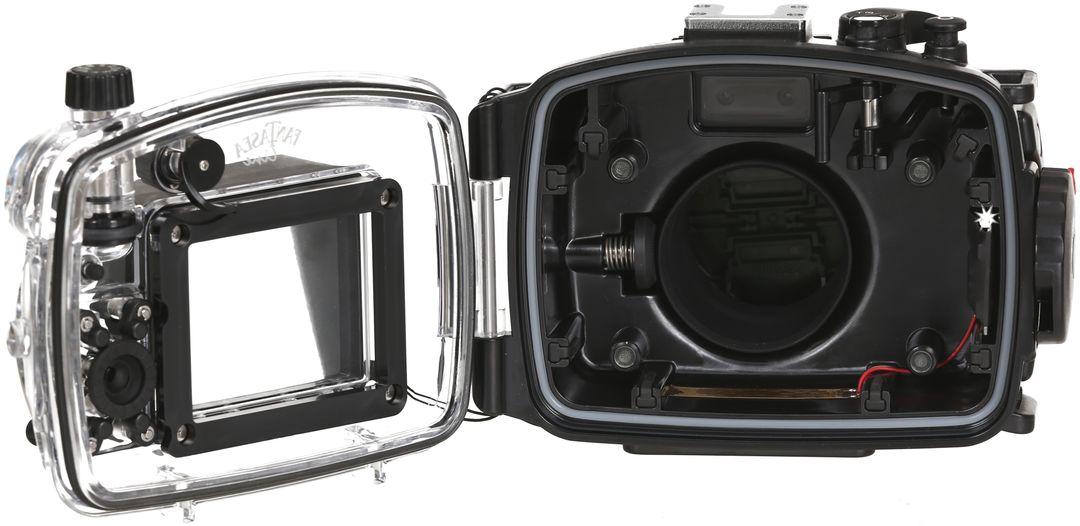 Fantasea FRX100 VA Vacuum Unterwassergehäuse für Sony RX100 VA & V & IV & III – Bild 6