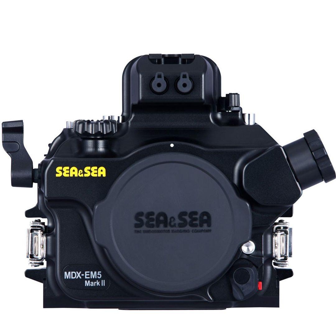 Sea&Sea MDX-EM 5 MARK II Unterwassergehäuse für Olympus OM-D E-M5 Mk 2 – Bild 1