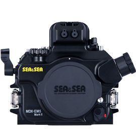 Sea&Sea MDX-EM 5 MARK II Unterwassergehäuse für Olympus OM-D E-M5 Mk 2 001