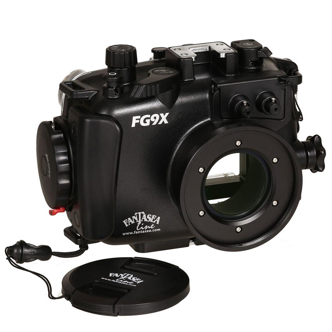 Fantasea FG9X II für Canon PowerShot G9X & G9X II Tauch Gehäuse – Bild 1