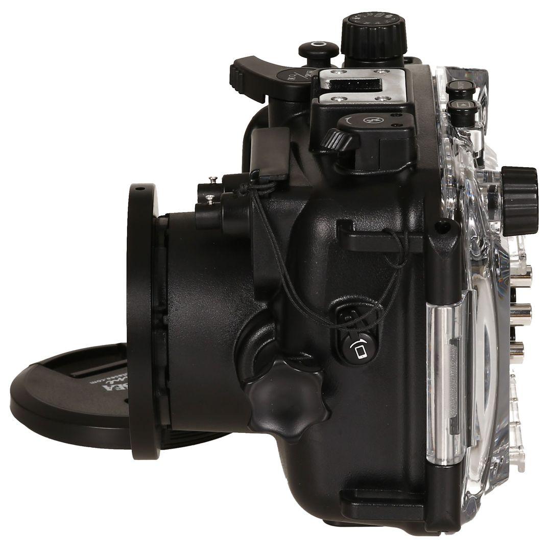 Fantasea FG9X II für Canon PowerShot G9X & G9X II Tauch Gehäuse – Bild 3