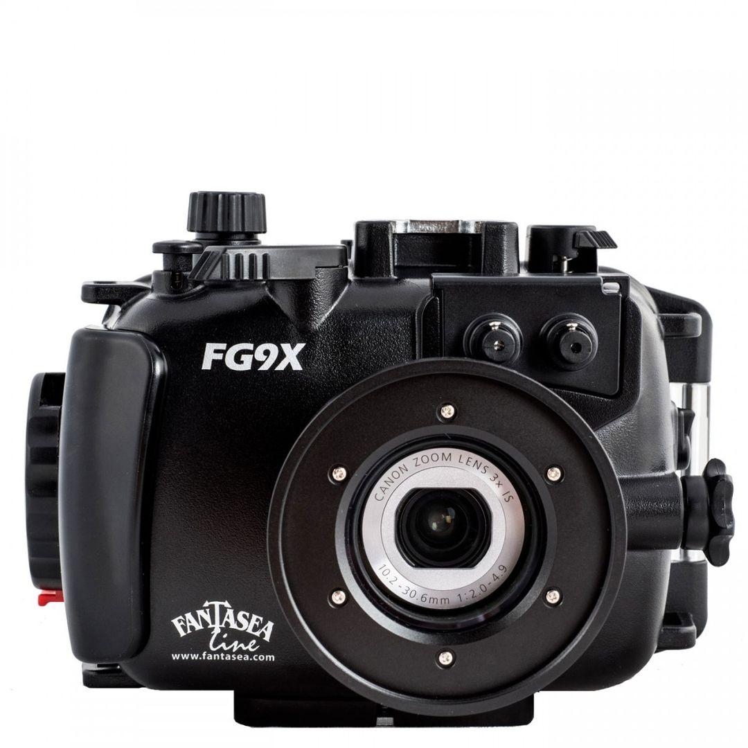 Fantasea FG9X II für Canon PowerShot G9X & G9X II Tauch Gehäuse – Bild 6