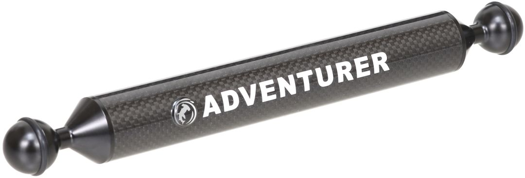 Hydronalin ® ADVENTURER Ø 30 mm Carbon Float Arm für Blitz & Video-Licht – Bild 1