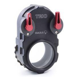 SAGA Trio Makro +5 +10 +15 Diopter Linse +0 einstellbare M67 Klapp Nahlinse 001
